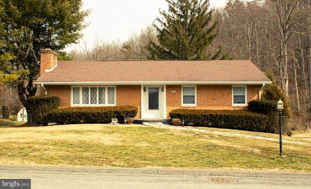 12913 Growdenvale Drive NE, CUMBERLAND, MD 21502 (#MDAL136312) :: The Mike Coleman Team