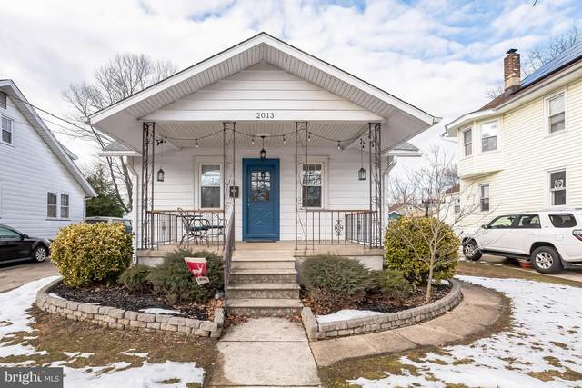 2013 Sycamore Street, HADDON HEIGHTS, NJ 08035 (#NJCD414180) :: Linda Dale Real Estate Experts
