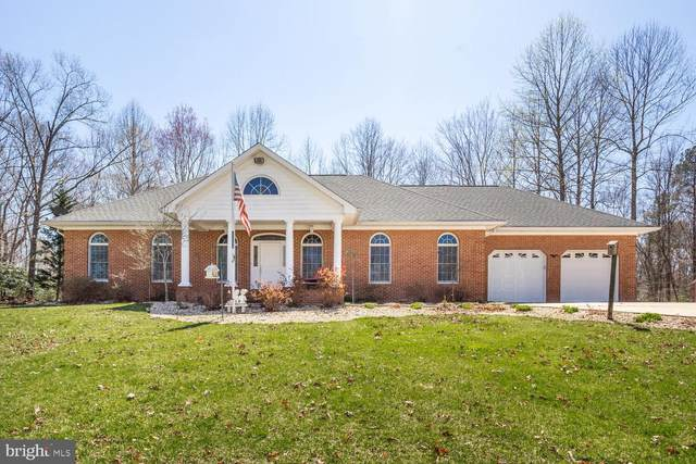 3585 Dares Beach Road, PRINCE FREDERICK, MD 20678 (#MDCA181374) :: The Maryland Group of Long & Foster Real Estate
