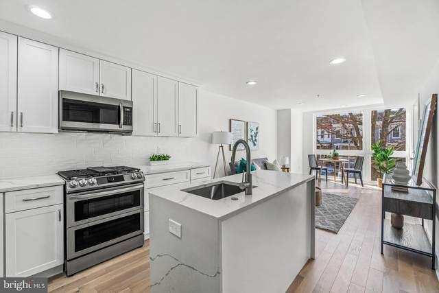3927 14TH Street NW #3, WASHINGTON, DC 20011 (#DCDC510258) :: ExecuHome Realty