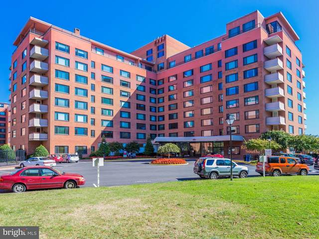1011 Arlington Boulevard #435, ARLINGTON, VA 22209 (#VAAR177088) :: The Riffle Group of Keller Williams Select Realtors