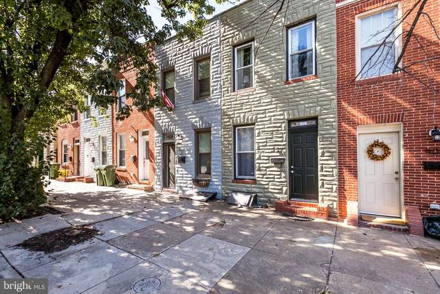 910 S Conkling Street, BALTIMORE, MD 21224 (#MDBA541426) :: The Dailey Group