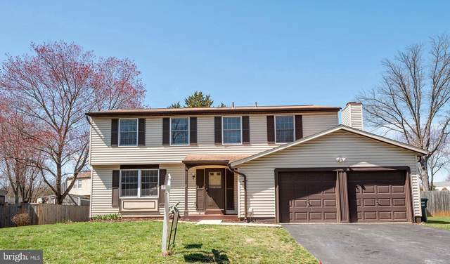 17416 Taunton Drive, GAITHERSBURG, MD 20877 (#MDMC746302) :: Realty One Group Performance