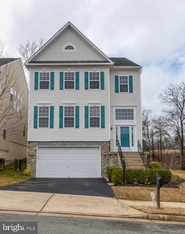 3169 Eagle Ridge Drive, WOODBRIDGE, VA 22191 (#VAPW515940) :: Tom & Cindy and Associates