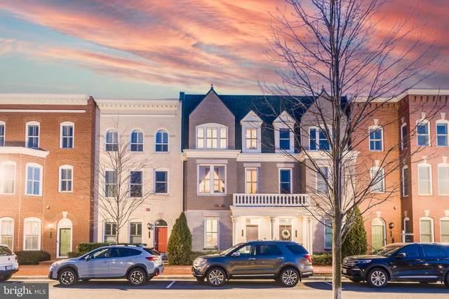 725 E Custis Avenue, ALEXANDRIA, VA 22301 (#VAAX256694) :: Berkshire Hathaway HomeServices McNelis Group Properties
