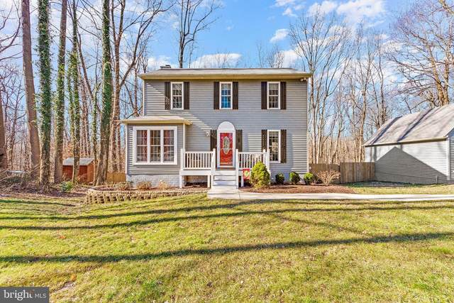8945 Saint Andrews Drive, CHESAPEAKE BEACH, MD 20732 (#MDCA181382) :: Bob Lucido Team of Keller Williams Integrity