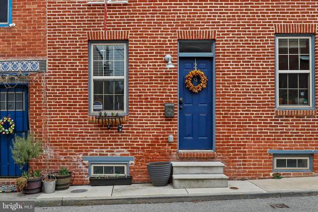 229 N Duncan Street, BALTIMORE, MD 21231 (#MDBA541448) :: Network Realty Group