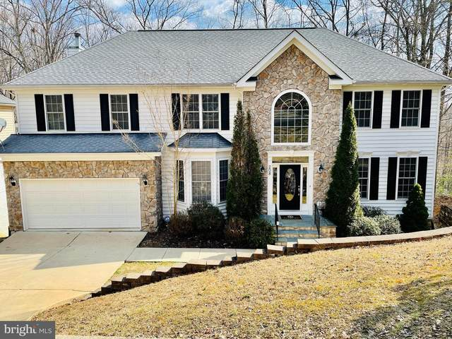 208 Midshipman Circle, STAFFORD, VA 22554 (#VAST229642) :: Corner House Realty
