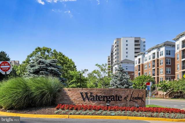 307 Yoakum Parkway #726, ALEXANDRIA, VA 22304 (#VAAX256700) :: SURE Sales Group
