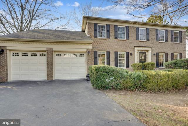 2636 W Ox Road, HERNDON, VA 20171 (#VAFX1183670) :: Tom & Cindy and Associates