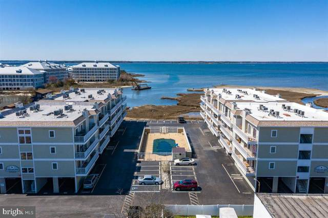 119 72ND Street #1801, OCEAN CITY, MD 21842 (#MDWO120518) :: Advance Realty Bel Air, Inc