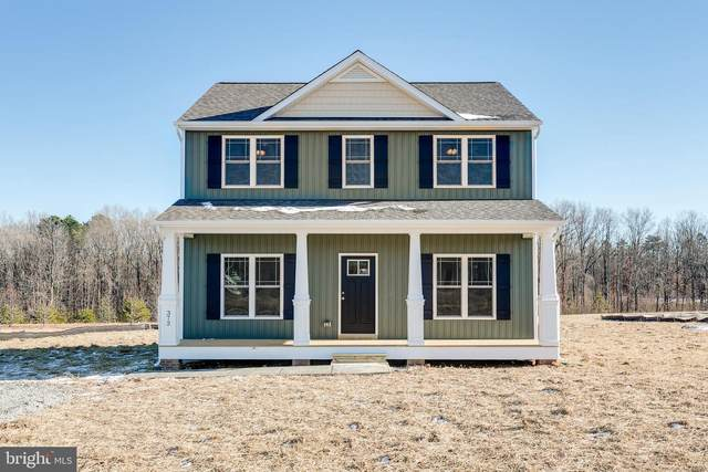 601 Norman Drive, RUTHER GLEN, VA 22546 (#VACV123720) :: Sunrise Home Sales Team of Mackintosh Inc Realtors