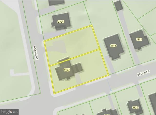 1127 28TH Street S, ARLINGTON, VA 22206 (#VAAR177104) :: The Yellow Door Team