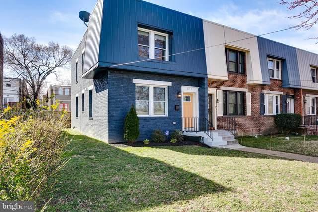 3315 B Street SE, WASHINGTON, DC 20019 (#DCDC510322) :: City Smart Living