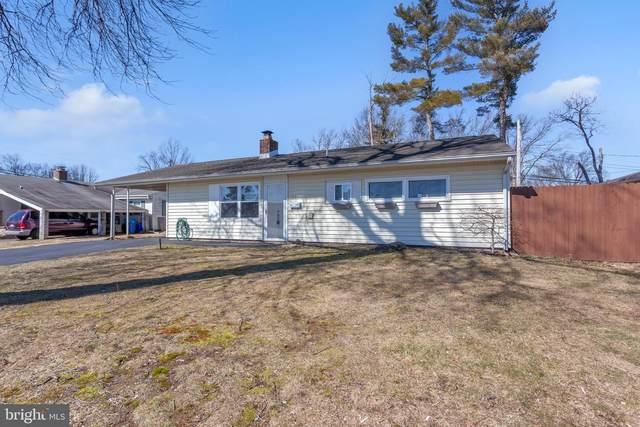 81 Oaktree Drive, LEVITTOWN, PA 19055 (#PABU521446) :: Keller Williams Real Estate