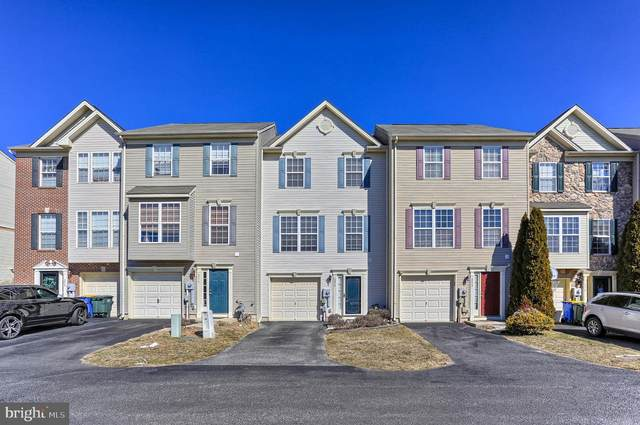 254 Country Ridge Drive, RED LION, PA 17356 (#PAYK153728) :: The Joy Daniels Real Estate Group