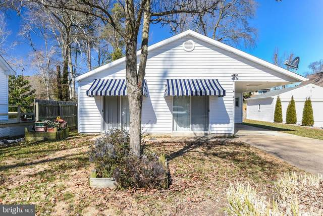 25 7TH Street, COLONIAL BEACH, VA 22443 (#VAWE117918) :: The Mike Coleman Team