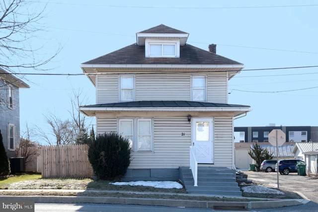 21 S Lingle Avenue, PALMYRA, PA 17078 (#PALN118092) :: Liz Hamberger Real Estate Team of KW Keystone Realty
