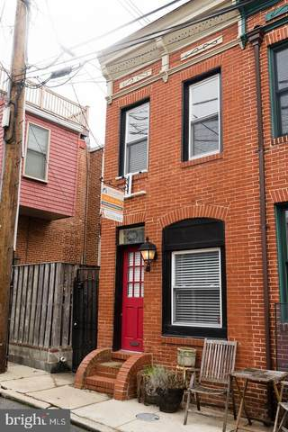 305 S Chapel Street, BALTIMORE, MD 21231 (#MDBA541468) :: Colgan Real Estate