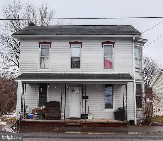 407 S 4TH Street, NEWPORT, PA 17074 (#PAPY103118) :: The Joy Daniels Real Estate Group