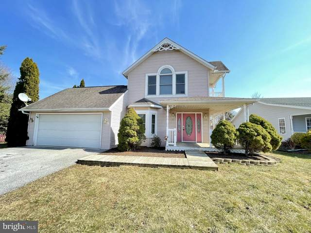 850 Geyer Drive, CHAMBERSBURG, PA 17201 (#PAFL178296) :: Realty ONE Group Unlimited