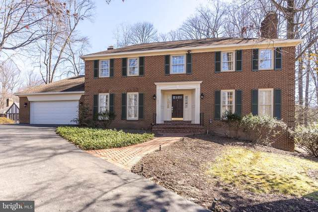 1095 Old Cedar Road, MCLEAN, VA 22102 (#VAFX1183724) :: The Vashist Group