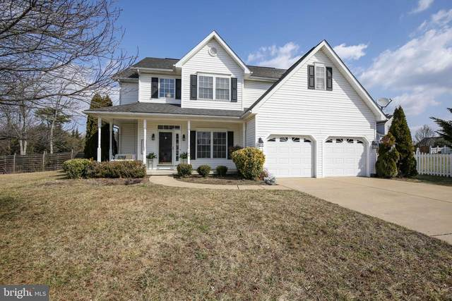 104 Maverick Court, STEPHENS CITY, VA 22655 (#VAFV162432) :: Sunrise Home Sales Team of Mackintosh Inc Realtors