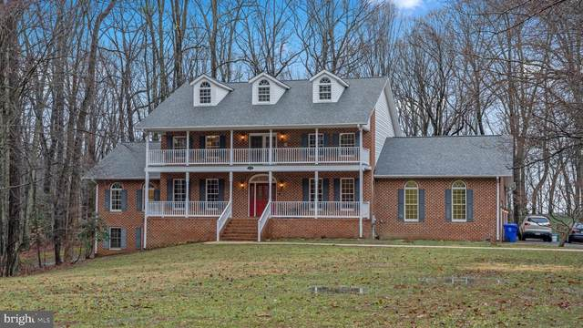 10551 Wicomico Ridge Road, CHARLOTTE HALL, MD 20622 (#MDCH222286) :: The Vashist Group