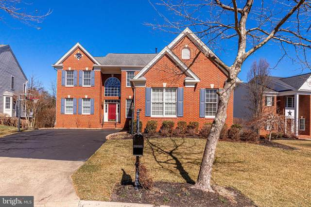 15712 Rothschild Court, HAYMARKET, VA 20169 (#VAPW515990) :: Network Realty Group