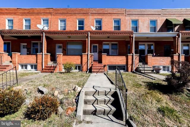 413 Folcroft Street, BALTIMORE, MD 21224 (MLS #MDBA541492) :: Maryland Shore Living | Benson & Mangold Real Estate