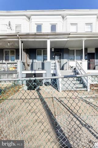 3330 W Belvedere Avenue, BALTIMORE, MD 21215 (#MDBA541494) :: Crossman & Co. Real Estate