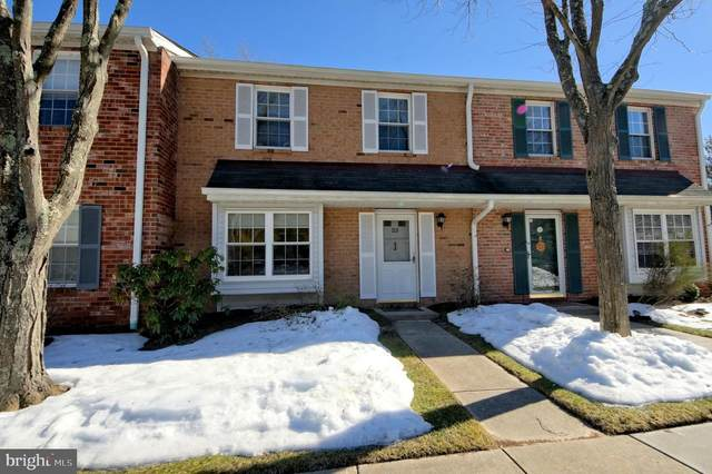 25 Jasmine Court, LAWRENCEVILLE, NJ 08648 (MLS #NJME308520) :: The Sikora Group