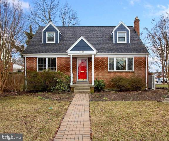 3316 Harrell Street, SILVER SPRING, MD 20906 (#MDMC746390) :: Sunrise Home Sales Team of Mackintosh Inc Realtors
