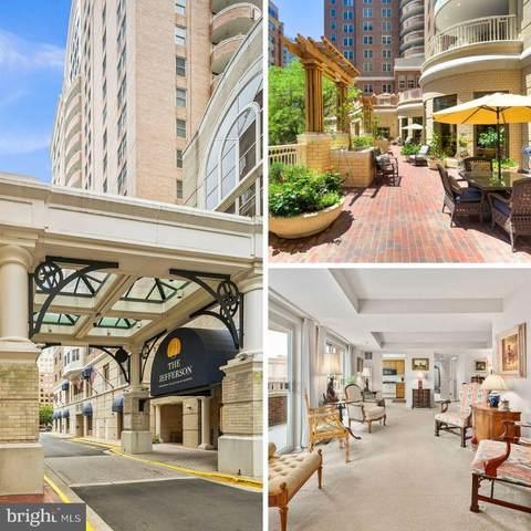 900 Taylor Street N #150507, ARLINGTON, VA 22203 (#VAAR177128) :: Debbie Dogrul Associates - Long and Foster Real Estate
