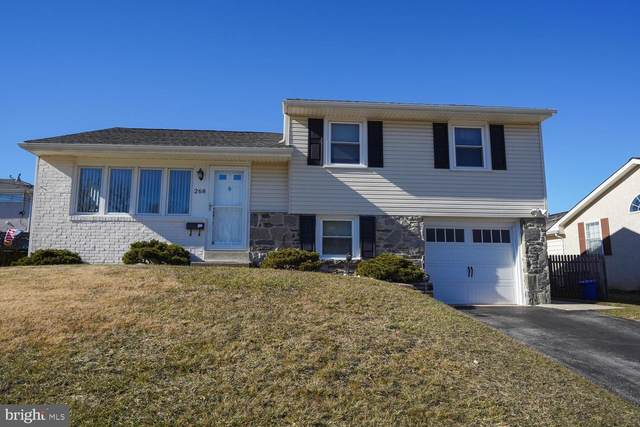 268 N Central Boulevard, BROOMALL, PA 19008 (#PADE540408) :: The Mike Coleman Team