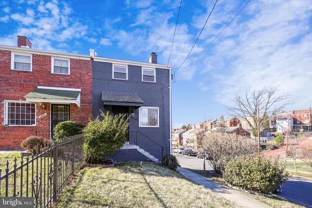 4250 H Street SE, WASHINGTON, DC 20019 (#DCDC510386) :: City Smart Living