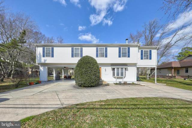 725 Garfield Parkway, BETHANY BEACH, DE 19930 (#DESU178394) :: The Schiff Home Team