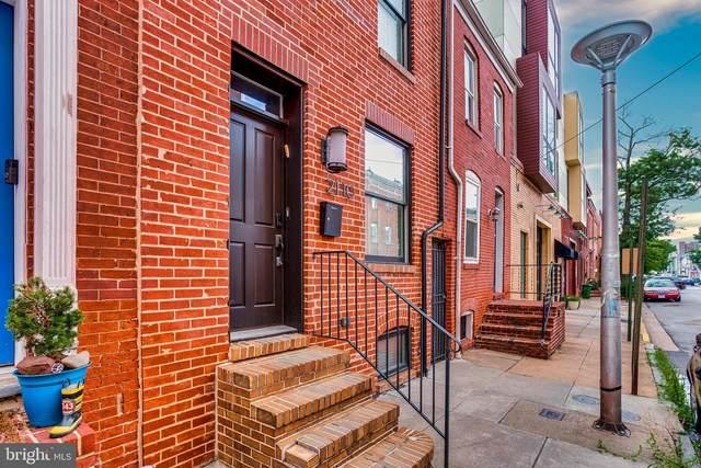 2110 Cambridge Street, BALTIMORE, MD 21231 (MLS #MDBA541512) :: Maryland Shore Living | Benson & Mangold Real Estate