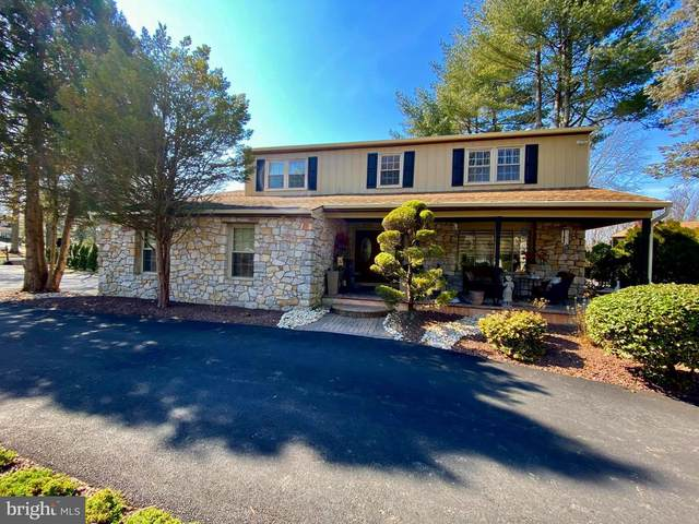 1108 Renee Circle, FEASTERVILLE TREVOSE, PA 19053 (#PABU521476) :: ExecuHome Realty