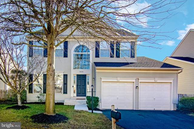 14141 Hunters Run Way, GAINESVILLE, VA 20155 (#VAPW516004) :: The Mike Coleman Team