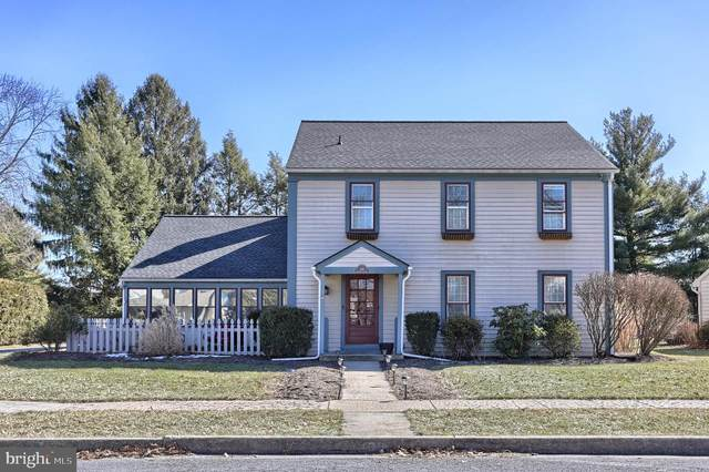 214 Berkeley Drive, MECHANICSBURG, PA 17050 (#PACB132428) :: Colgan Real Estate