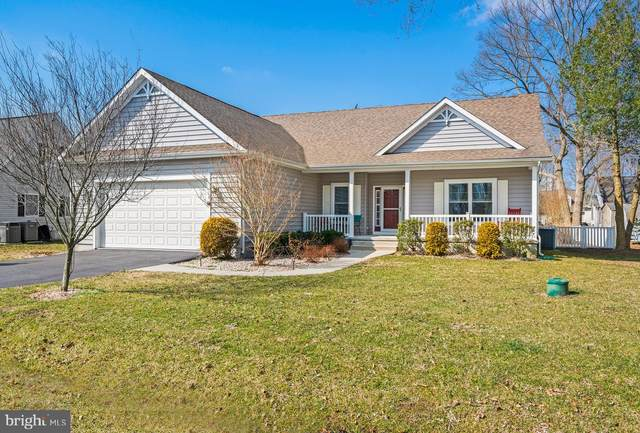 14 Windmill Lane, OCEAN VIEW, DE 19970 (#DESU178396) :: McClain-Williamson Realty, LLC.