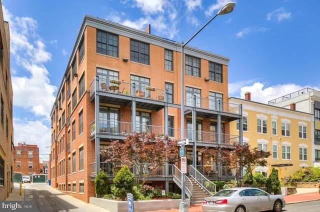 2412 17TH Street NW #103, WASHINGTON, DC 20009 (#DCDC510404) :: EXIT Realty Enterprises