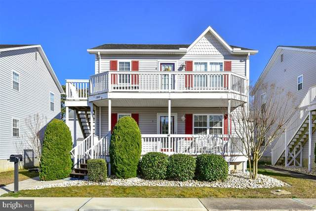 13800 N Ocean Road D21, OCEAN CITY, MD 21842 (#MDWO120530) :: The Riffle Group of Keller Williams Select Realtors