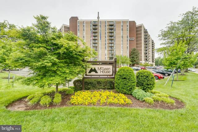 6800 Fleetwood Road #921, MCLEAN, VA 22101 (#VAFX1183810) :: Dart Homes