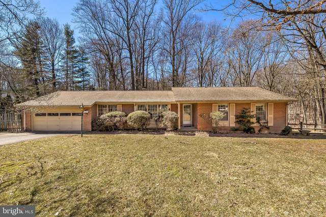 4 Pickford Court, TOWSON, MD 21286 (#MDBC521162) :: The Dailey Group