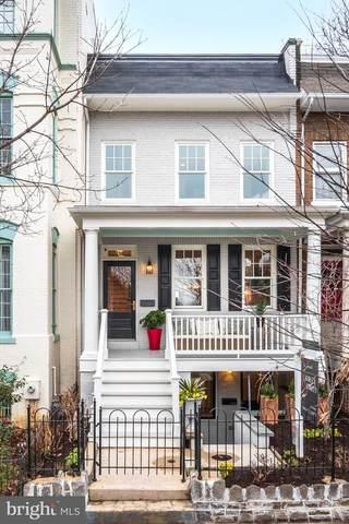 238 11TH Street NE, WASHINGTON, DC 20002 (#DCDC510442) :: Dart Homes