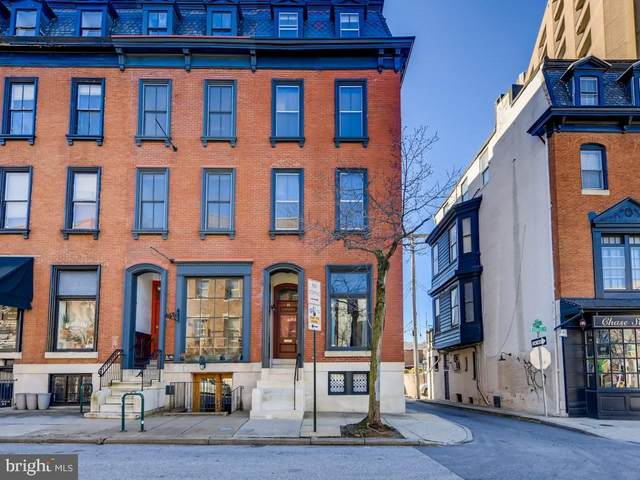 15 W Chase Street, BALTIMORE, MD 21201 (#MDBA541542) :: The Daniel Register Group