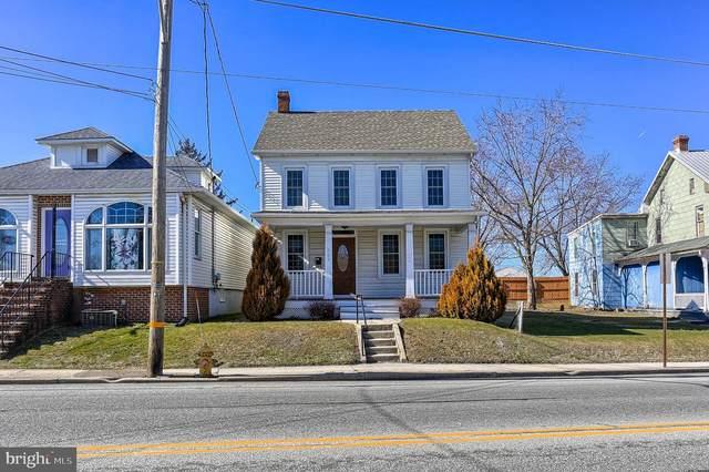 901 Baltimore Street, HANOVER, PA 17331 (#PAYK153758) :: Iron Valley Real Estate
