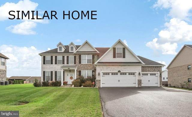 Lot 38 Divinity Drive, GREENCASTLE, PA 17225 (#PAFL178310) :: Sunrise Home Sales Team of Mackintosh Inc Realtors